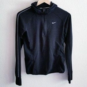 Nike Dri-Fit Running Hoodie Quarter Zip